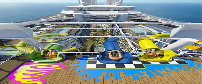 Harmony of the Seas : la più grande nave del mondo